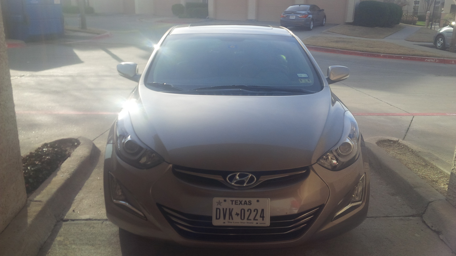 Picture of 2014 Hyundai Elantra Limited