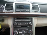 Picture of 2009 Lincoln MKS Base, interior