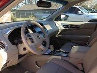 Picture of 2013 Nissan Pathfinder Platinum, interior