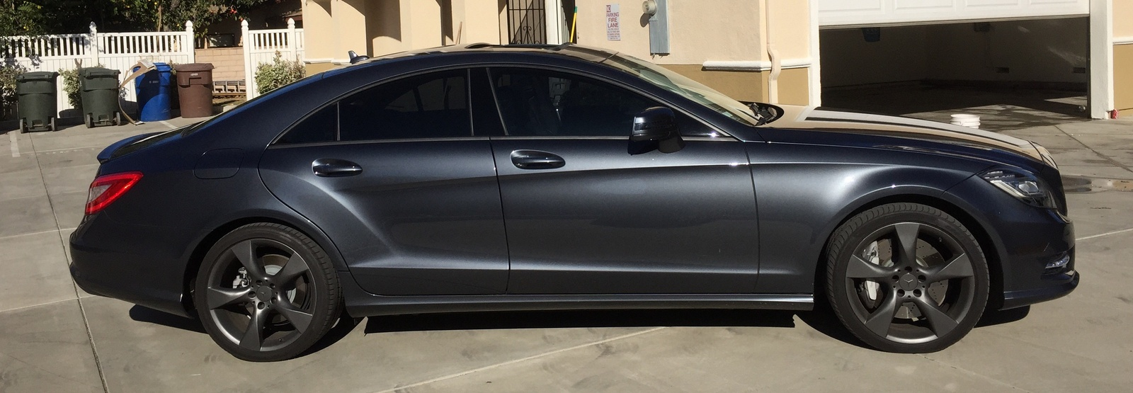 Picture of 2014 Mercedes-Benz CLS-Class CLS550