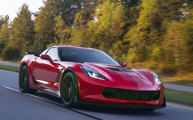 2015 Chevrolet Corvette - Overview - CarGurus