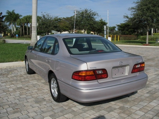 Picture of 1998 Toyota Avalon 4 Dr XL Sedan, exterior, gallery_worthy