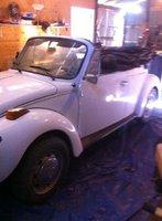 1978 Volkswagen Super Beetle Overview