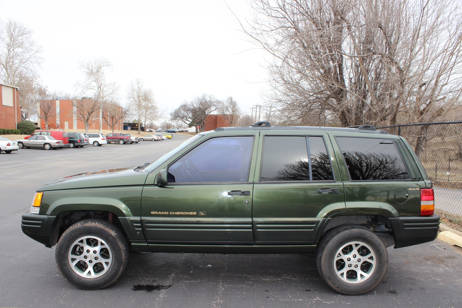 the 1996 jeep grand cherokee is available in four models laredo and. Cars Review. Best American Auto & Cars Review