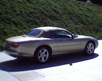 Picture of 2001 Jaguar XK-Series XK8 Convertible, exterior
