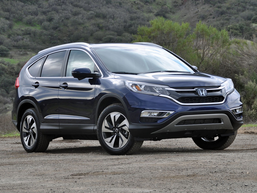 2015 Honda Cr-v - Overview