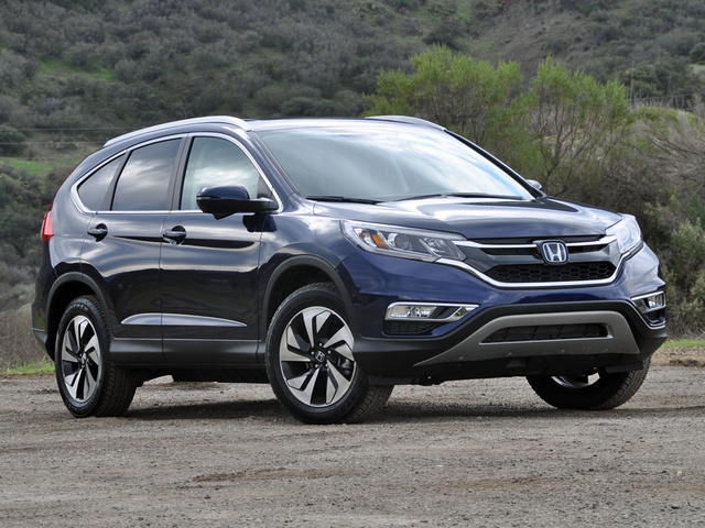 2015 Honda Cr V Test Drive Review Cargurus