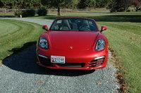 Picture of 2014 Porsche Boxster Base