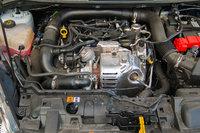 2015 Ford Fiesta SE Ecoboost 1.0 liter Ecoboost 3 cylinder engine, engine, manufacturer, gallery_worthy