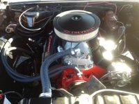 Picture of 1963 Chevrolet Bel Air, engine