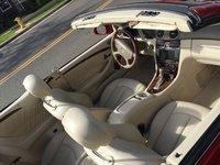 Picture of 2009 Mercedes-Benz CLK-Class CLK350 Convertible, interior