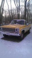 1979 Chevrolet C/K 20 Overview