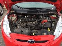Picture of 2013 Ford Fiesta SE Hatchback, engine