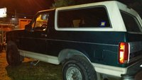 Picture of 1993 Ford Bronco Eddie Bauer 4WD