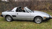 1982 FIAT X1/9, 1982 X1/9, exterior, gallery_worthy