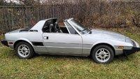1982 FIAT X1/9, 1982 X1/9, exterior