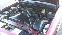 Picture of 1994 Lincoln Town Car Signature, engine
