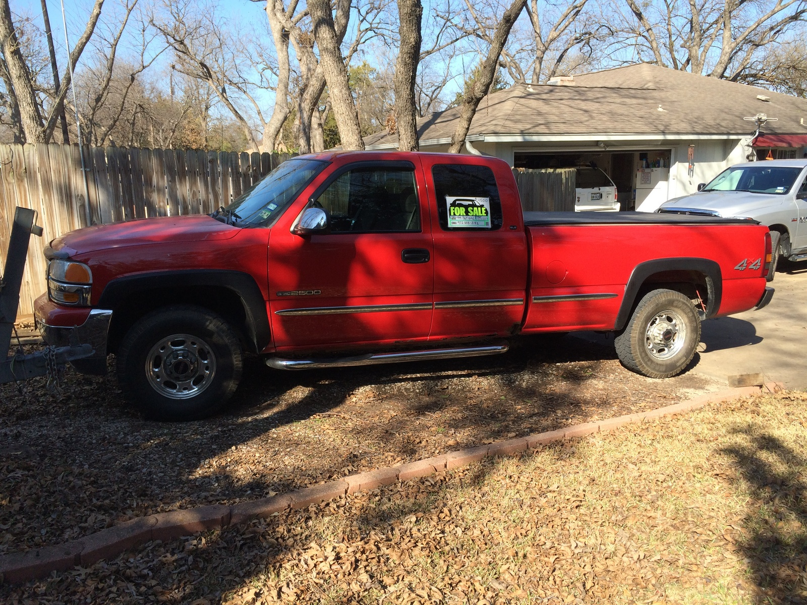 Picture of 1999 GMC Sierra 2500 3 Dr SLE 4WD Extended Cab LB HD, exterior