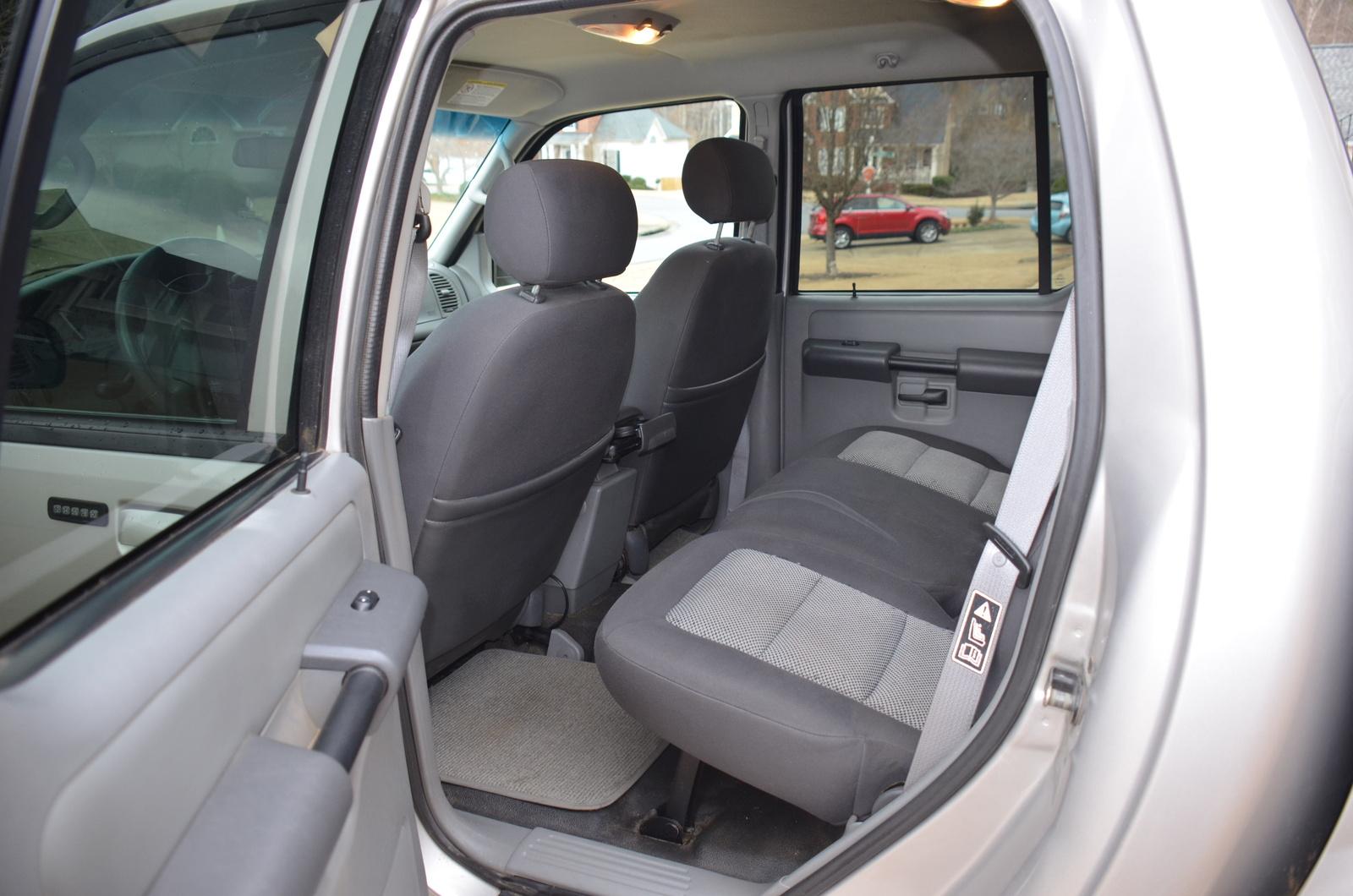 2003 Ford Explorer Sport Trac Interior Pictures Cargurus