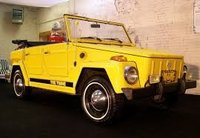 1971 Volkswagen Thing Overview