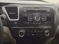 Picture of 2013 Honda Civic LX, interior