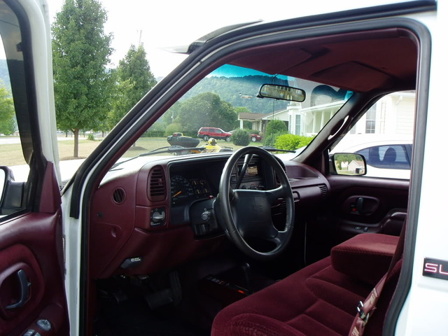 Picture Of 1995 GMC Sierra 1500 C1500 SLE Extended Cab SB, Interior,  Gallery_worthy