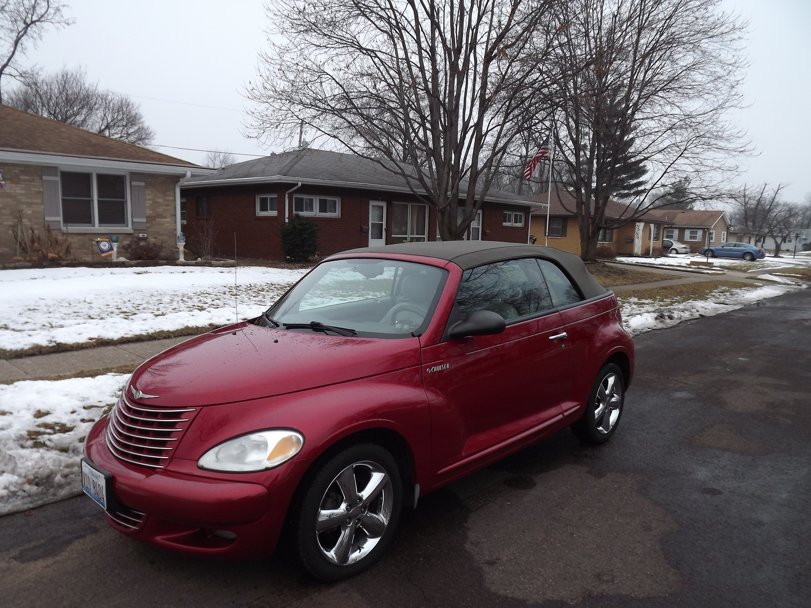 used chrysler pt cruiser for sale champaign il cargurus. Black Bedroom Furniture Sets. Home Design Ideas