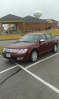 Picture of 2008 Ford Taurus Limited AWD, exterior