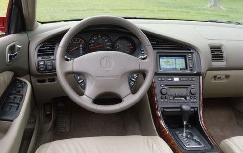 2001 Acura Tl Interior Pictures Cargurus