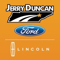 Jerry Duncan Ford Lincoln logo