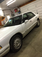 Picture of 1995 Buick Park Avenue 4 Dr Ultra, exterior