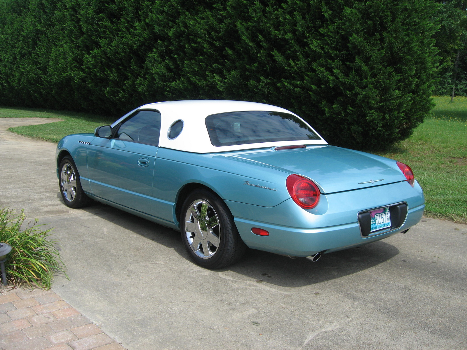 2002 ford thunderbird overview cargurus. Cars Review. Best American Auto & Cars Review