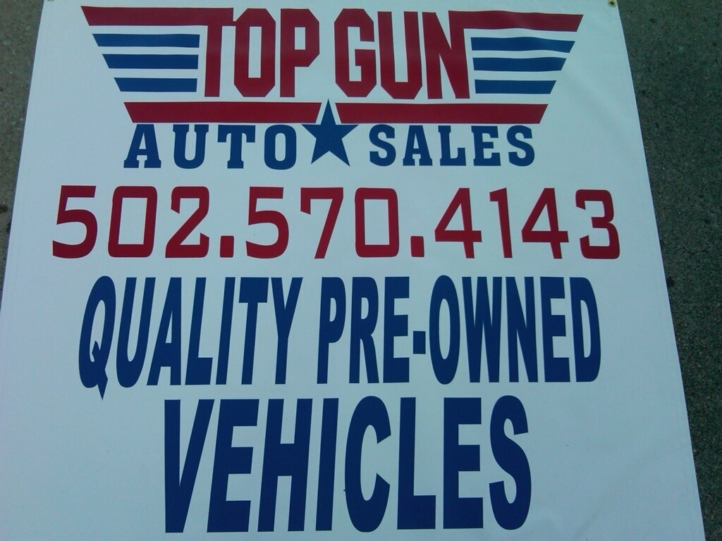 top gun auto sales georgetown ky read consumer reviews browse used and new cars for sale. Black Bedroom Furniture Sets. Home Design Ideas