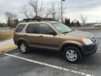 Picture of 2002 Honda CR-V LX AWD, exterior