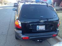 Picture of 2002 Hyundai Santa Fe GL, exterior