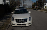 Picture of 2012 Cadillac CTS Sport Wagon 3.6L Premium AWD, exterior
