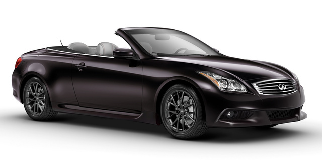2015 INFINITI Q60 IPL, Front-quarter view, exterior, manufacturer, gallery_worthy