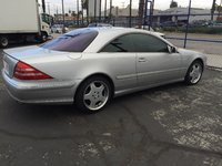 Picture of 2001 Mercedes-Benz CL-Class 2 Dr CL500 Coupe, exterior