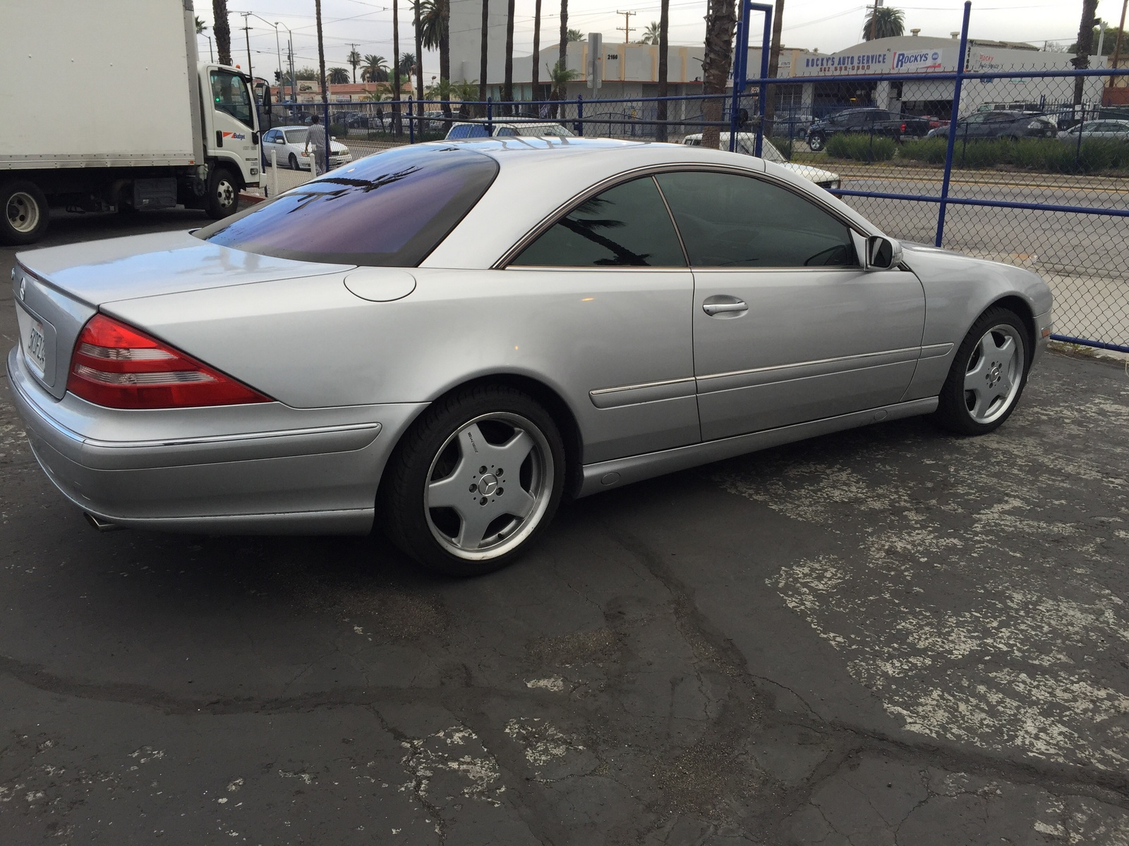 Picture of 2001 Mercedes-Benz CL-Class 2 Dr CL500 Coupe