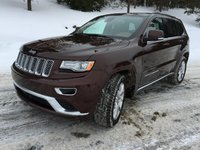2015 Jeep Grand Cherokee, Front-quarter view, exterior, gallery_worthy