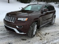 2015 Jeep Grand Cherokee, Front-quarter view, exterior