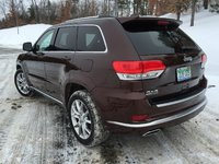 2015 Jeep Grand Cherokee, View from behind, exterior, gallery_worthy
