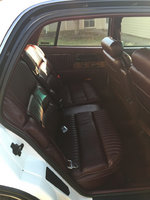Picture of 1995 Buick Park Avenue 4 Dr Ultra, interior
