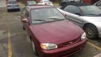 Picture of 2001 Kia Sephia 4 Dr LS Sedan, exterior