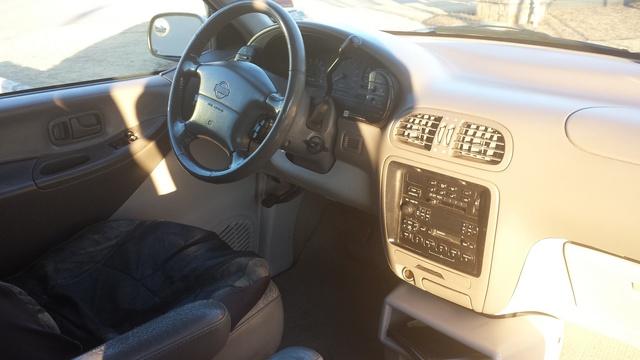 Nissan Quest Dr Gxe Passenger Van Pic X