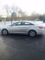 Picture of 2011 Hyundai Sonata Limited, exterior