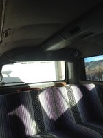 Picture of 1989 Volkswagen Vanagon GL Passenger Van, interior