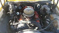 Picture of 1975 Chevrolet Nova, engine