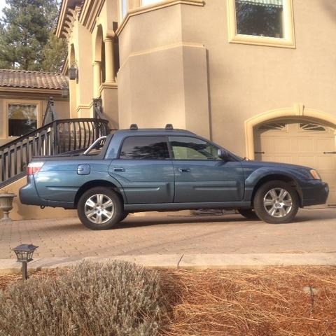 Picture of 2006 Subaru Baja Turbo, exterior, gallery_worthy