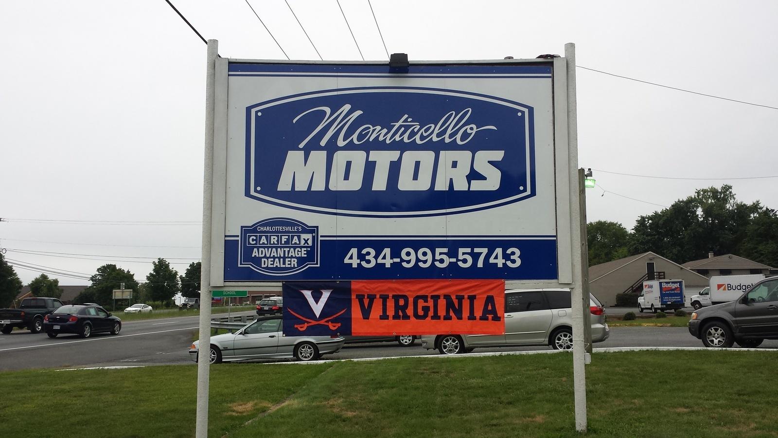 Monticello Motors Charlottesville Va Read Consumer